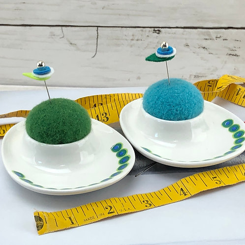Pincushion - Norway Egg Cups