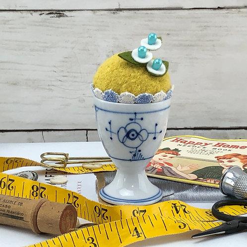 Pincushion - Egg Cup