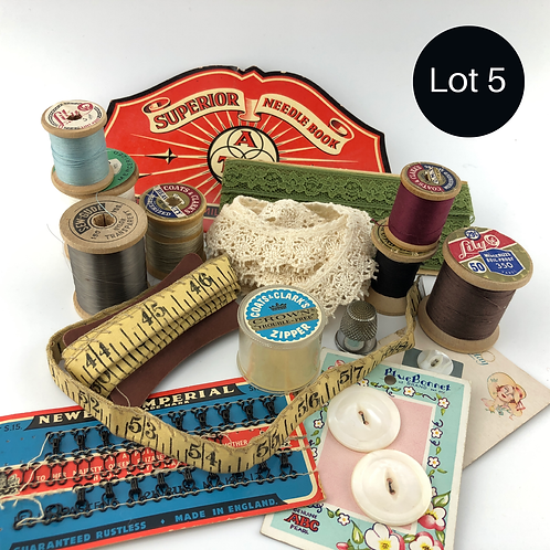 Sewing Notions Inspiration Packs