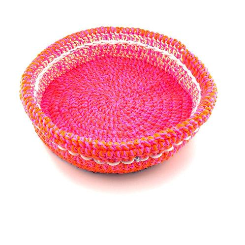 Shocking Pink Guinea Pig Bed