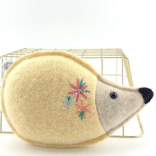 Baby Hedgehog -Yellow