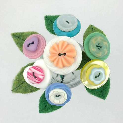 Button Blossoms