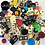 Thumbnail: 150 Vintage Game Pieces