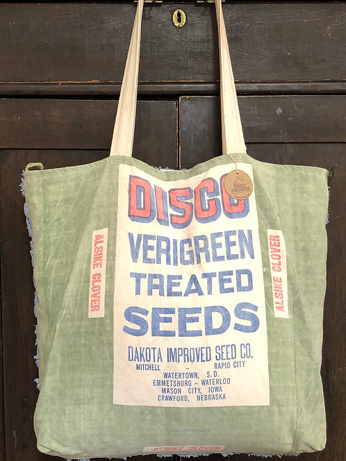 Farmer Tote - Disco Seeds