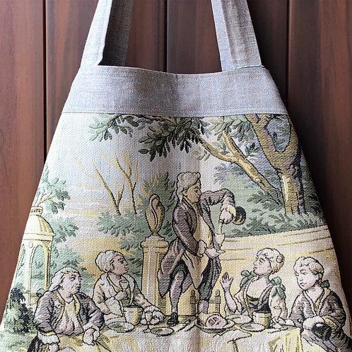 Farmer Tote -Tapestry