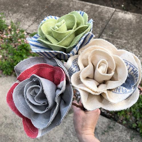 Roses -  Set of 3
