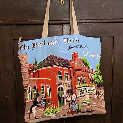 Farmer Tote - London Souvenir Towel