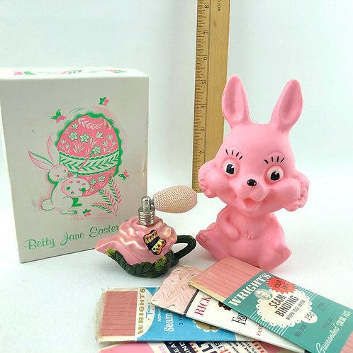 Set of Pink Things