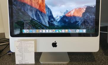 "iMac 20"" (Early 2008)"