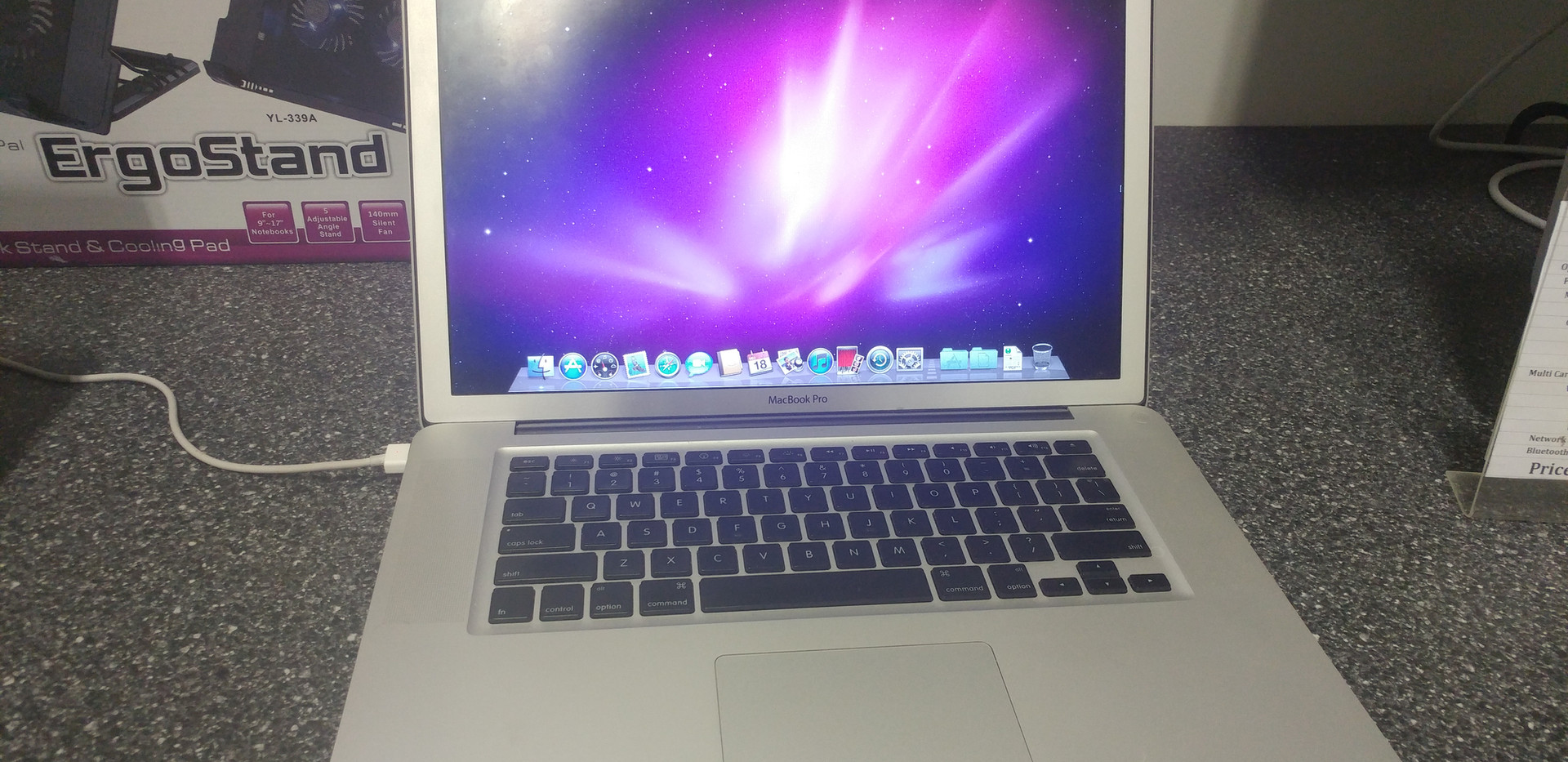 "MacBook Pro 15"" (Mid-2009)"