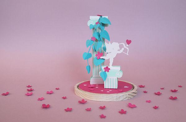 Tuto cloche saint valentin Naieli Design