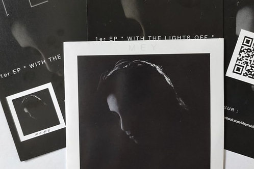 """Vinyle """"With The Lights Off"""""""