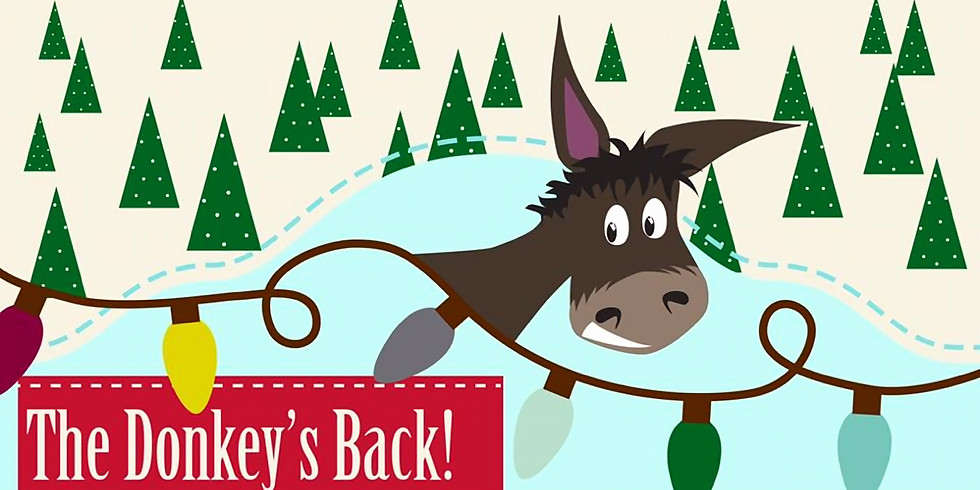 The Donkey's Back! Puppet Show