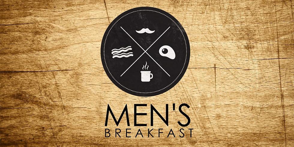 Men's Big Serve with Breakfast!