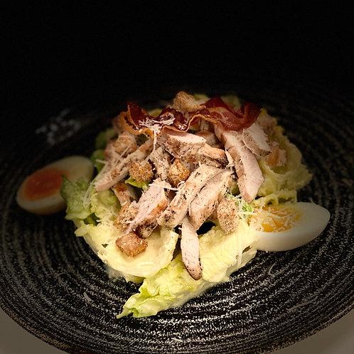 Chicken Caesar's Salad