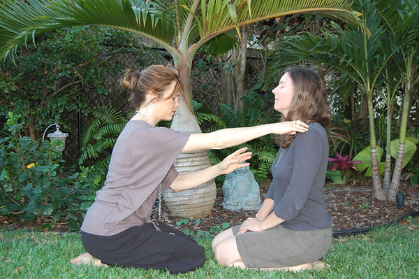 intuitive energy healer