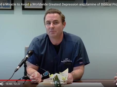 Dr Ericksson - The Truth on Viruses VS Lockdowns.