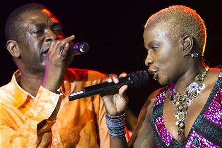 Yusu Ndour & Angelique Kidjo