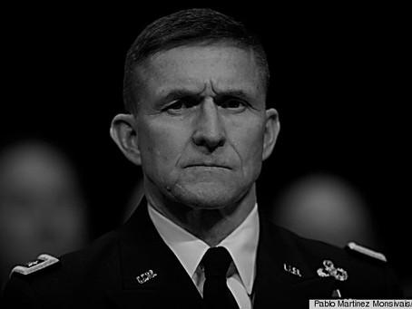 """General Flynn: """"Nos médias vont activer le scénario catastrophe au cours des prochains jours""""."""