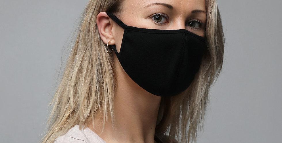 Washable Black Face Masks