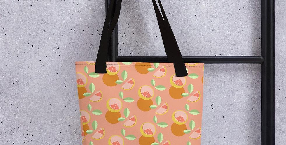 Citrus Splash Tote