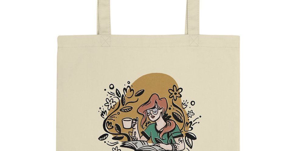Bookish - Eco Tote Bag