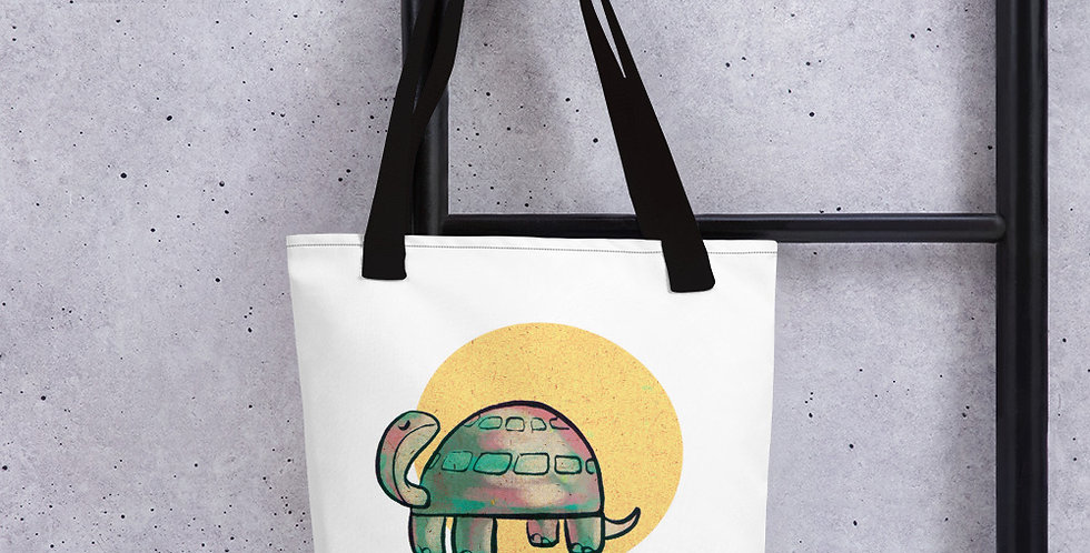 Totally Turtles Tote