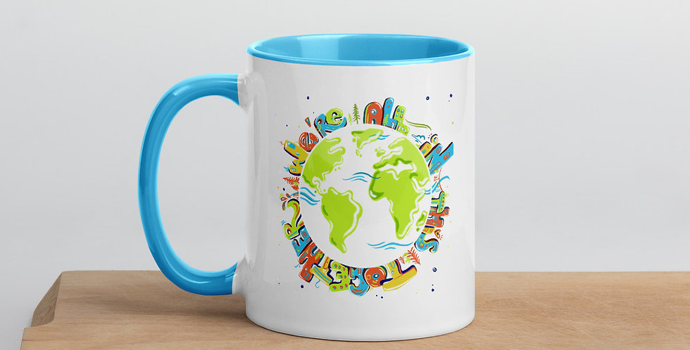 'We're all in this together' mug