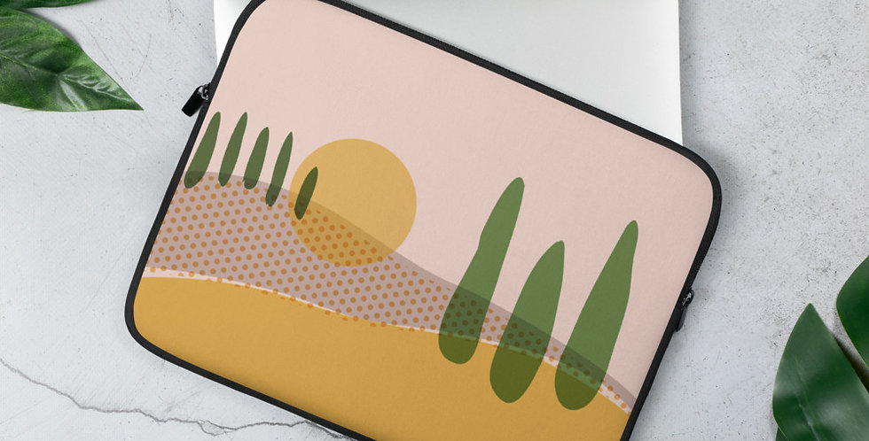 Tuscany Dreams Laptop Sleeve