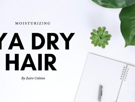 Ya Hair is Dryyy Sis😒! Let Me Help You😩!