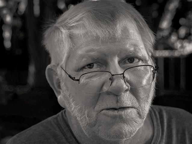 Bob Gordon, 63, U.S. Army 1975-76.