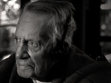 Mel Stokes, 93, U.S. Marine Corps, 1944 - 47.