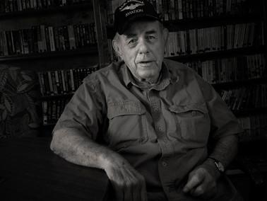 Bart Weseloh, 75, U.S. Navy, 1962-66.