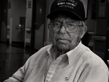 Bill Hann, 100, U.S. Army, 1944 - 46.