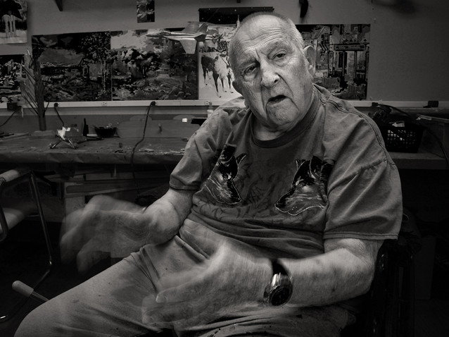 Billy Gibson, 83, U.S. Air Force, 1955 - 59.