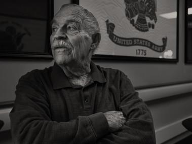 Steven Detmer, 85, U.S. Army, 1953 – 55.