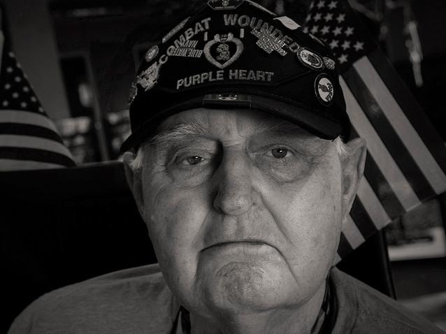 J.R. Wright, 86, U.S. Navy 1950 - 58.