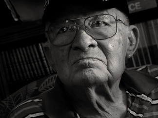 La Moin Bennington, 92, U.S. Navy 1944 – 46.