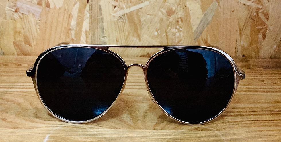 Cool Aviator Silver Sunglasses