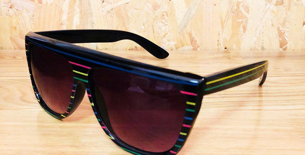 80's Disco Strip Sunglasses