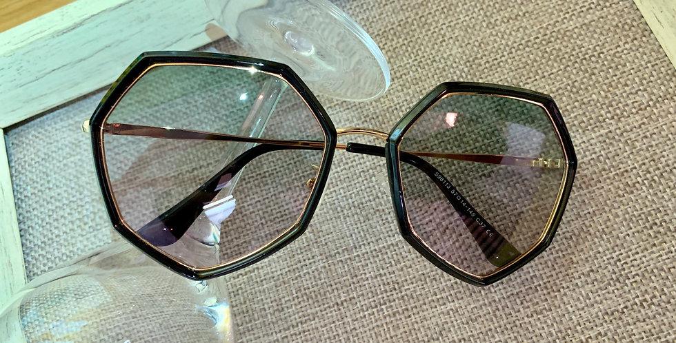 Polygon Gradient Sunglasses