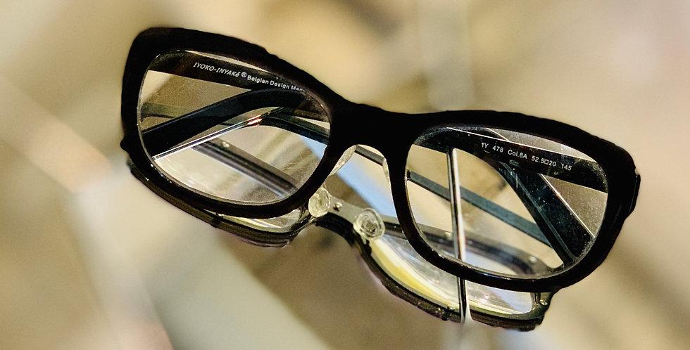 Rectangle Timeless Eyeglasses