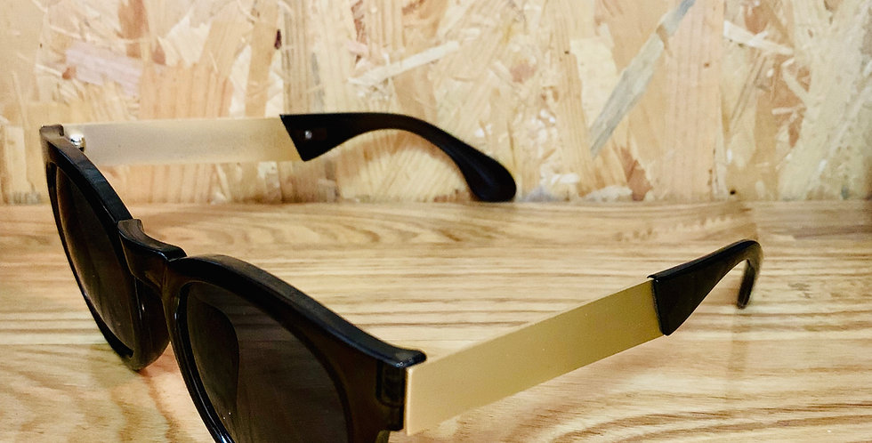 Classic Moscot Dark Green Sunglasses