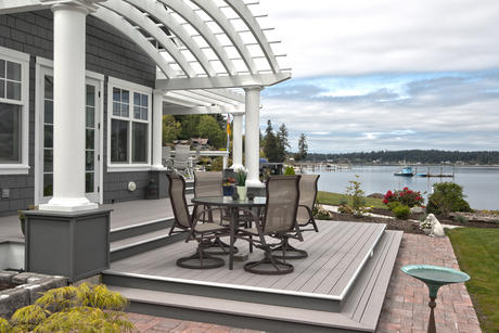 Fox Island Waterfront Cottage