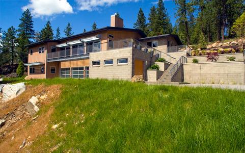 Liberty Lake Residence