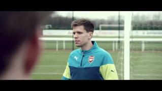 Arsenal Christmas Carols BT Sport