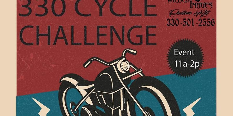 330 Cycle Challenge