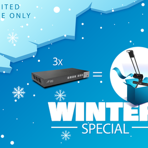 Winter Special from ADENA