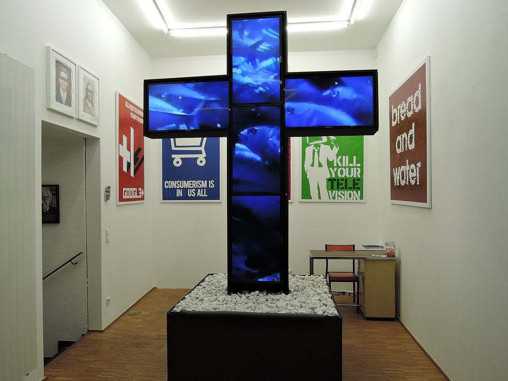 installation view - NWO