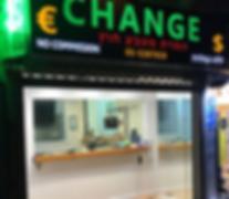 Levi Chage Storefront